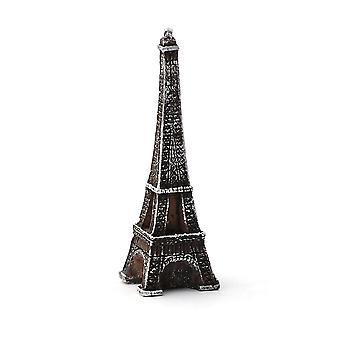Dolls House Eiffel Tower Ornament Miniature Home Sisustus Lisävaruste 1:12 Asteikko