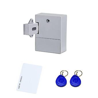 Id Card Cabinet Lock, Invisible, Hidden Electric Drawer Locks