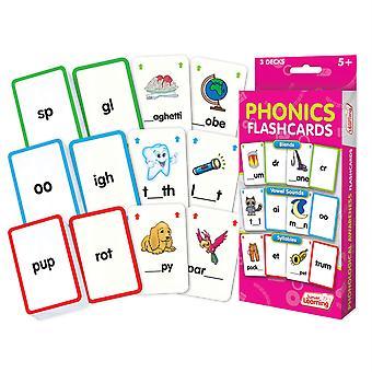 Flashcards de sensibilisation phonologique