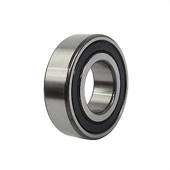 NTN Double Rubber Sealed Bearing - 6205DDU