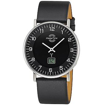 Mens Watch Master Time MTGS-10560-22L, Quartz, 40mm, 5ATM