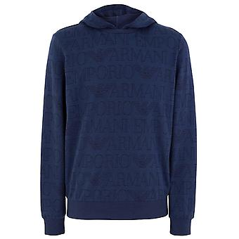 Emporio Armani Man Hooded Sweater