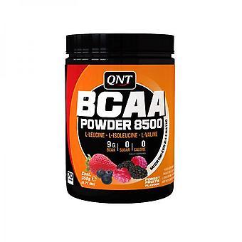 QNT BCAA 8500 Enhanced Energy & Recovery Amino Acid Powder - Forest Fruits