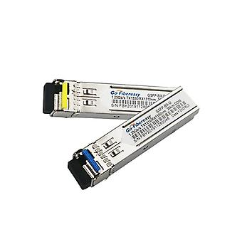 1paar 20km 1.25g Single-Mode Bidi Sfp 1310/1550(1490)nm Lc/sc Wdm Sfp