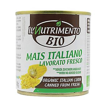 Natural Italian fresh corn - three piece pack 3 units of 160g