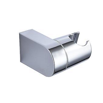 Adjustable Abs Chrome Handheld Shower Holder Bracket