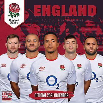 England RFU 2021 Calendar