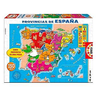 Puzzle Spain Educa (150 pcs)