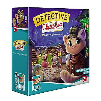Detective Charlie - Childrens Game