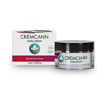 Cremcann Hyaluron Natural 15 ml kermaa