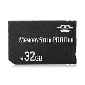 Sony Psp Memory Card Stick Hg Pro Duo Full Real Capacity Hx Game