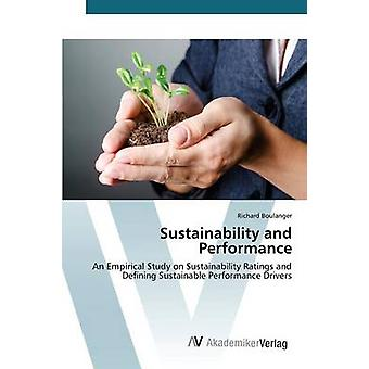 Sustainability and Performance by Boulanger Richard - 9783639842937 B