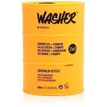 Laiseven Washer Body & Hair Shower Gel 600 ml