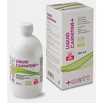 + Watt Carnitine liquide + 450 ml