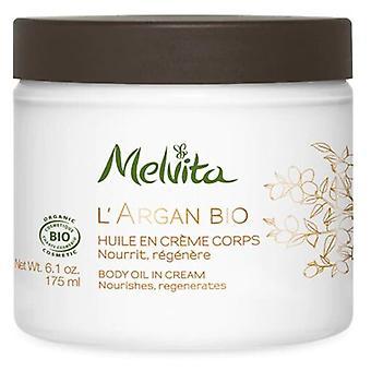 Melvita Argan Bio Body Cream 175 ml