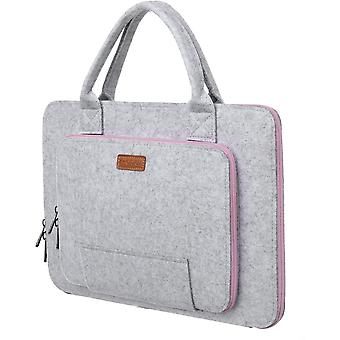 Wokex 15,6 Zoll Filz Sleeve Hlle Laptop Tasche fr 15 - 15,6 Zoll Acer / Asus / Dell / HP / Wokex -