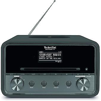 HanFei DIGITRADIO 584 - Stereo DAB+ Internetradio (CD-Player, Wireless-Charging, Alexa