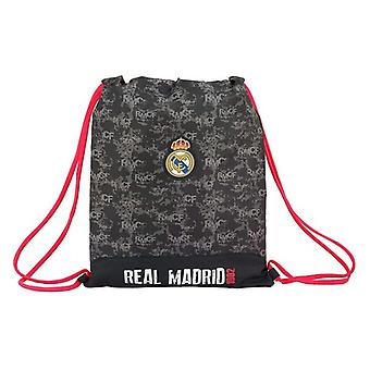 Backpack with Strings Real Madrid C.F. Black