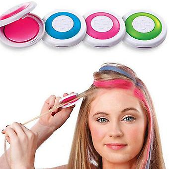 Lyse midlertidigt hårfarve pulver