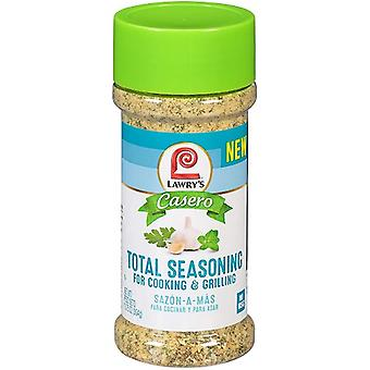 Lawry's Casero Total Seasoning For Cooking & Grilling