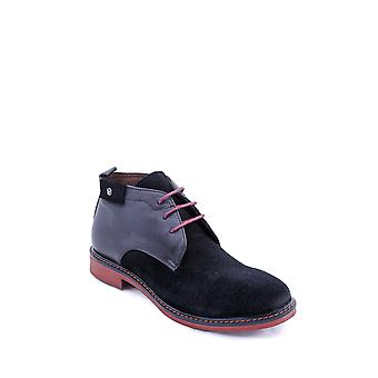 Black suede boots | wessi