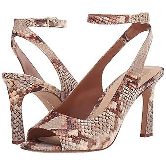Vince Camuto Womens Reteema Leather Open Toe Special Occasion Slingback Sandals