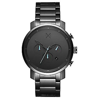 MVMT Men's Quartz Chronograph Watch with Stainless Steel Strap D-MC01-GU