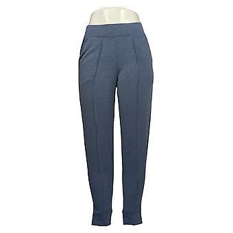 Cuddl Duds Petit Pantalon Femme Comfortwear Jogger Bleu