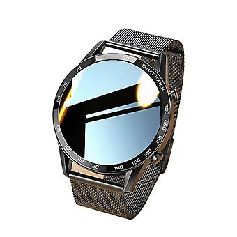 Business Smart Watch Men Bluetooth Call IP67 Waterproof Heart Huawei Smart Watches(Black)