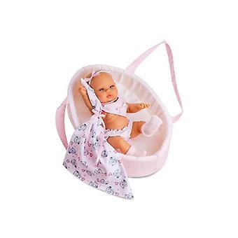 Vauvanukke asusteilla Berjuan Smile (30 cm)