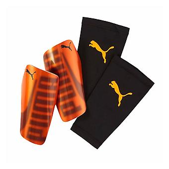 Fotball Shinguards Puma Frittstående Orange