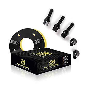 Set of dividers OMP 5X110 65,1 M14 x 1,50 + M12 x 1,25 20 mm