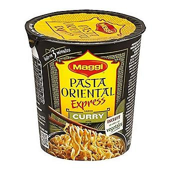 Noodles Maggi Oriental Express Curry (61