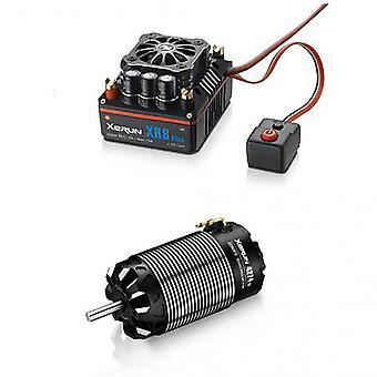 תחביב משולבת Xr8 פלוס Esc & 4274 G3 2250Kv מנוע (A)
