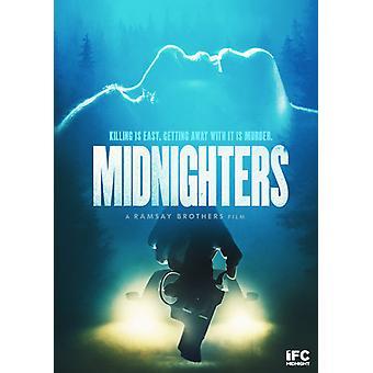 Midnighters [DVD] USA import