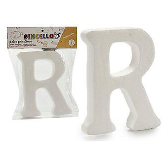 Poliestireno de la letra R
