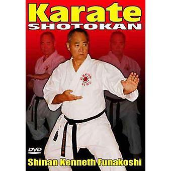 Karate Shotokan Dvd Ken Funakoshi -Vd7136A