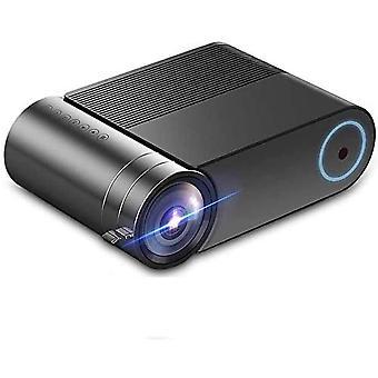 1080p 500 Ansi Ljusstyrka Bärbar Led Video Beam Projektor