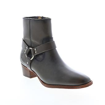 Frye Adult Womens Dara Harness Short Ankle & Booties Boots