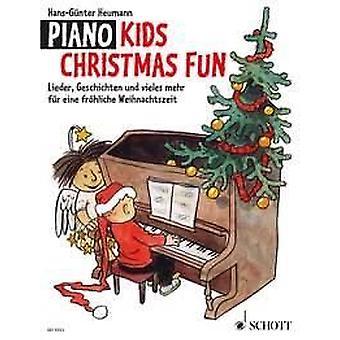 Piano Kids Christmas Fun Heumann, Hans-Gunter piano