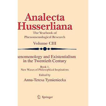 Fenomenologi och existentialism på 1900-talet - Bok 1 - Ne