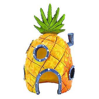 "Spongebob Pineapple Home Aquarium Ornament - 6.5"" Tall"