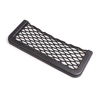 Car storage box organizer universal  car seat organizer card phone holder pocket seat gap slit pocket catcher organizer
