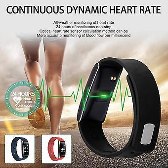 "K8 0.96"" Oled Smart Bluetooth Wristband Waterproof Blood Pressure Monitor"