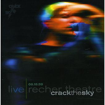 Crack the Sky - Live: Recher Theatre 06/19/99 [CD] USA import