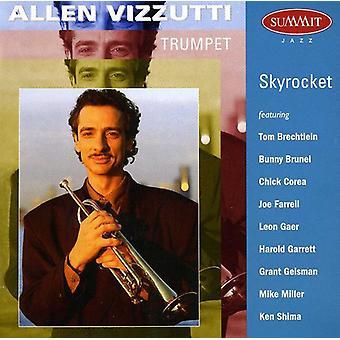 Allen Vizzutti - Skyrocket [CD] USA tuonti