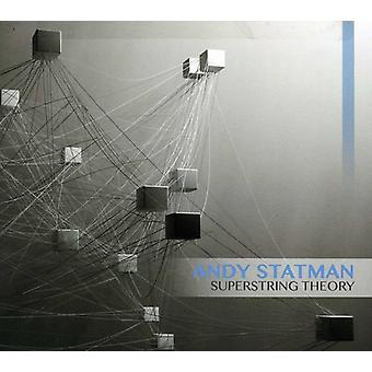 Andy Statman - Superstring Theory [CD] USA import
