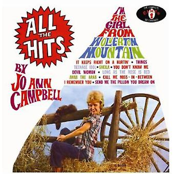 Jo Ann Campbell - All the Hits-Her Complete Cameo Recordings [CD] USA import
