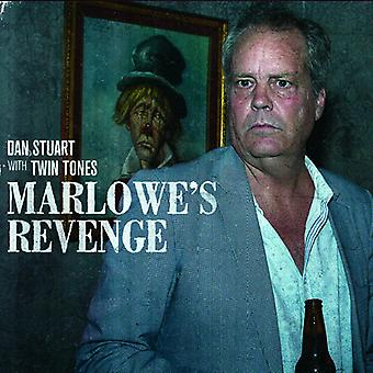 Stuart, Dan / Twin Tones - Marlowe's Revenge [Vinyl] USA import