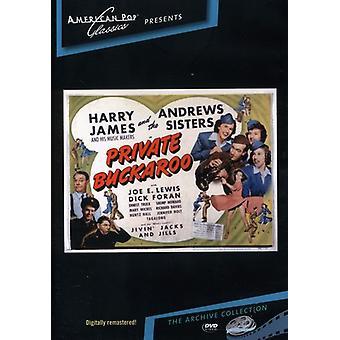 Private Buckaroo (1942) [DVD] Stati Uniti importare